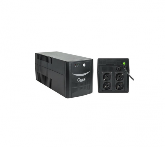 UPS 1000VA 600W Quer MicroPower