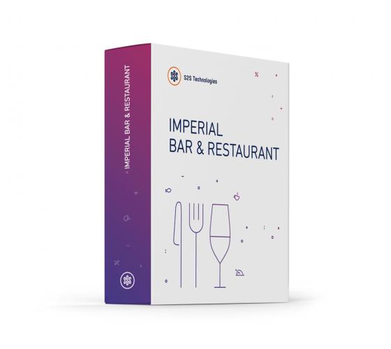 Imperial Bar & Restaurant - Basic (Licență anuală)