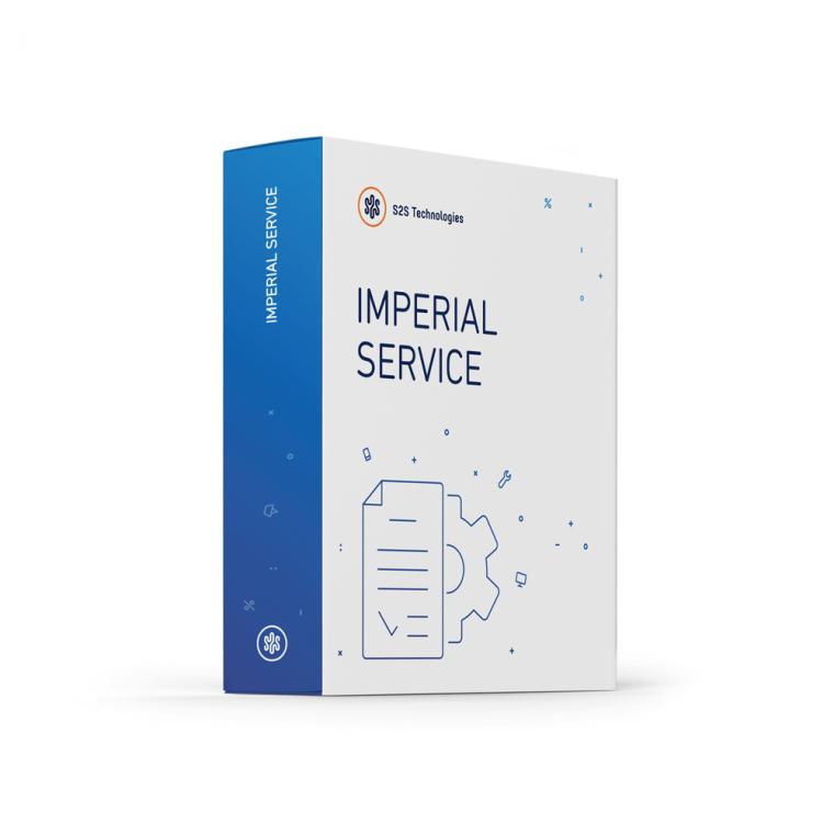 Imperial Service - Basic (Licență anuală)