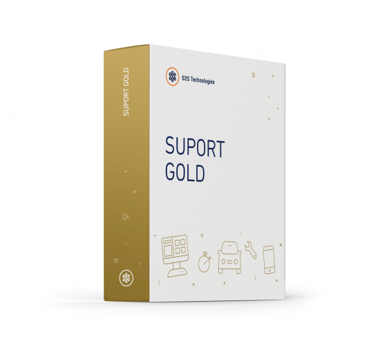 Suport Gold