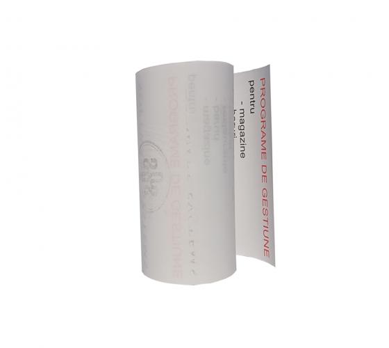 Role hârtie termică 80mm/20m