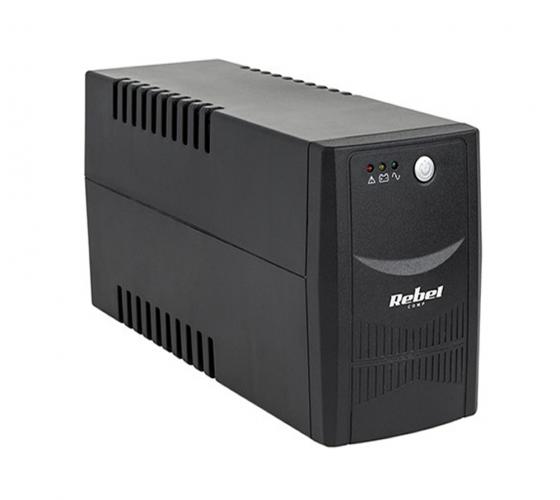 UPS 600VA 360W Quer MicroPower 600