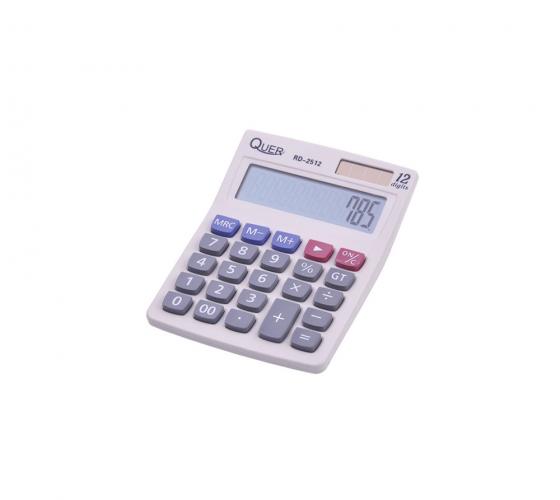Calculator 12 digits RD-2512 Quer