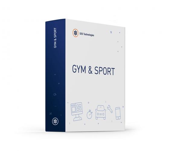 Gym & Sport - Licență anuală