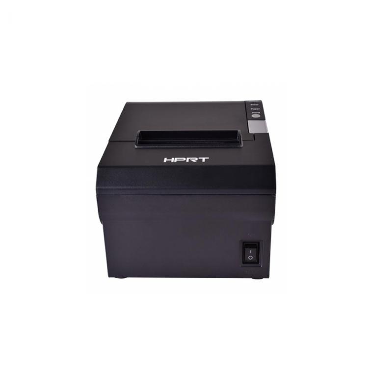 Imprimantă HPRT TP805L este o imprimantă departamentală cu hârtie termica de 80mm cu autocutter