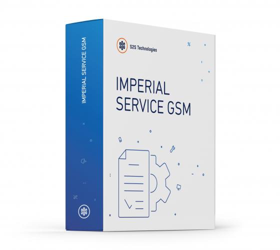 Imperial Service GSM - Licență pe viață