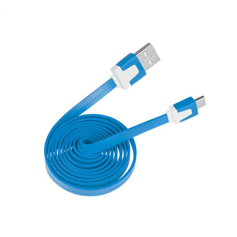 Cablu USB - Micro USB plat