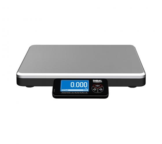 Cântar conectabil la ECR/POS D-POS 400 cu un afisaj