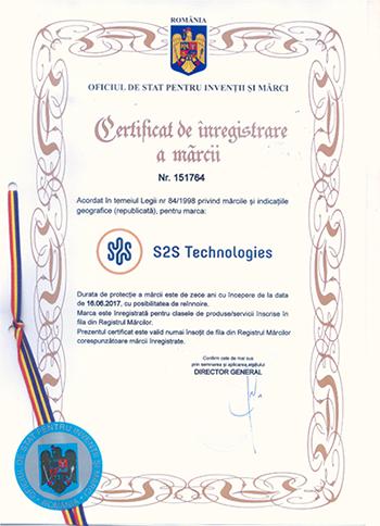 certificat OSIM