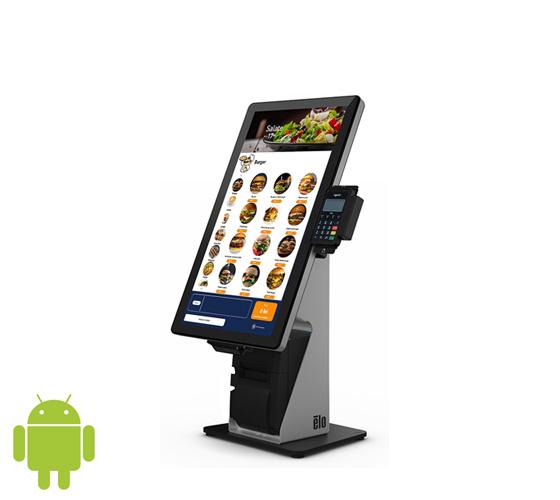 Self order kiosk desktop 15