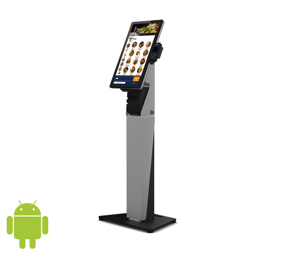 Self order kiosk stand 21