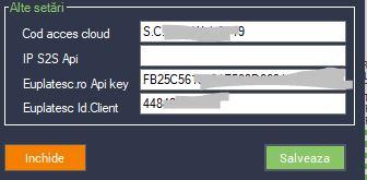 configurare euplatesc paylink